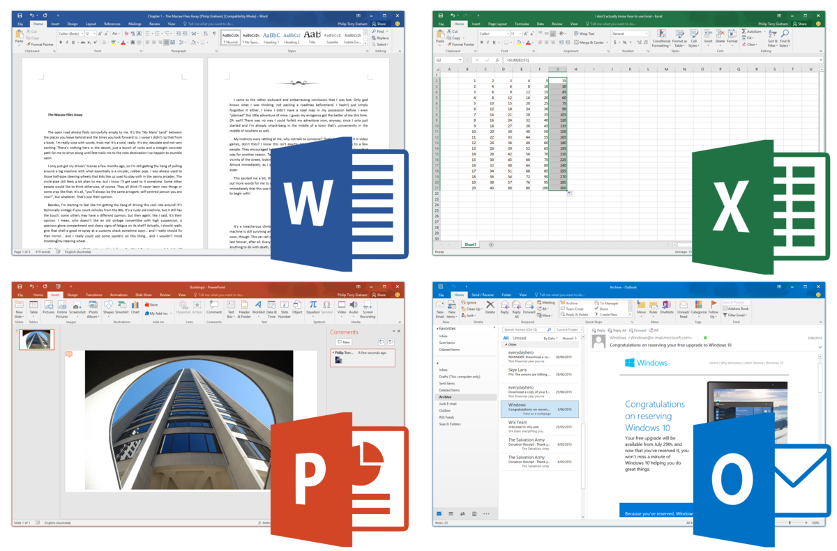 best microsoft office
